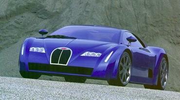 Bugatti Fata