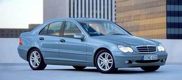 Mercedes Benz Albastru