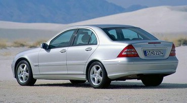 Mercedes Benz Spate