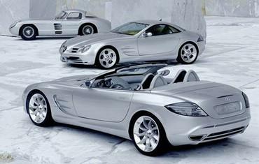 Mercedes Benz Modele