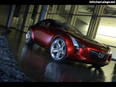 Mazda Kabura red