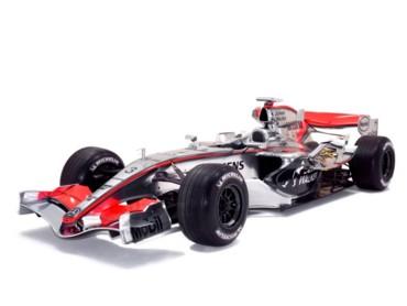 McLaren Mercedes 2
