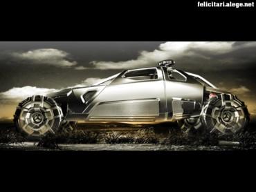 Mercedes Mojave left