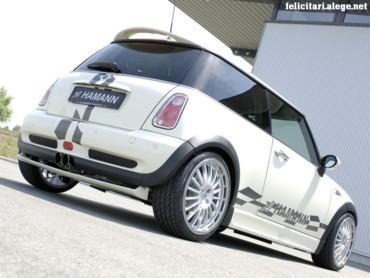 Mini Cooper rear