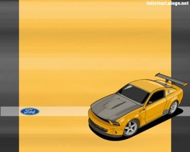 Mustang Wallpaper