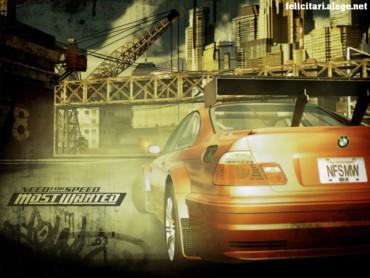 NFS red car