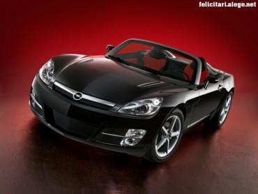Opel GT front left