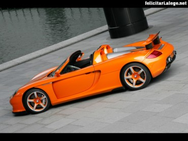 Orange Carrera GT