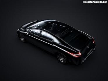 Peugeot 908 black