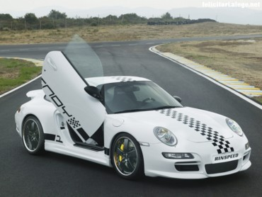 Porsche Rinspeed