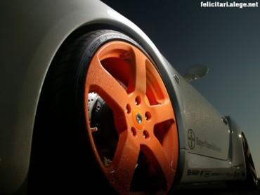 Rinspeed wheel
