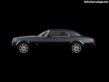 Rolls Royce black