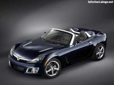 Saturn Sky front