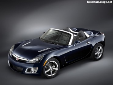 Saturn Sky Turbo