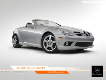 SLK 350 Roadster