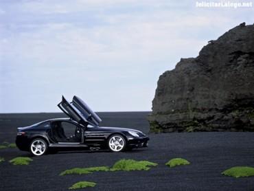SLR McLaren Black