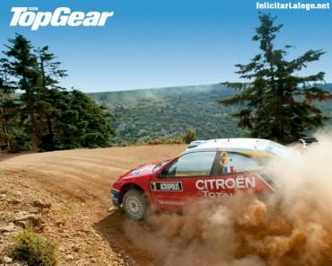 Top Gear car rally