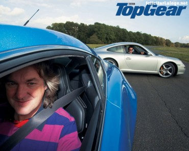 Top Gear race
