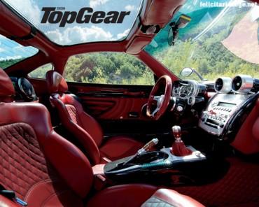 Top Gear Zonda S