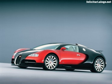 Veyron red black
