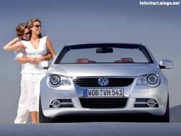 VW Eos couple