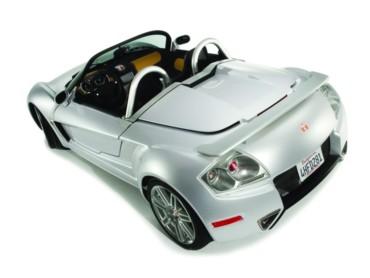 Yes Roadster rear