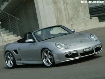Z Art Porsche Boxter 2