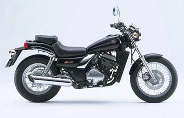 Motocicleta Neagra