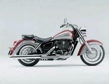 Motocicleta Lux