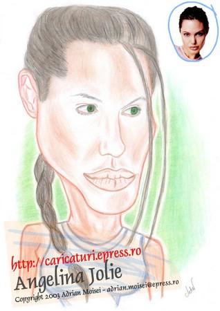Angelina Jolies