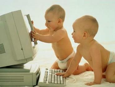 Copii Si Calculatorul