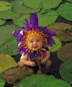 Copilul Floare