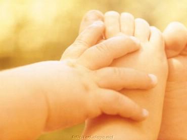 Children hand