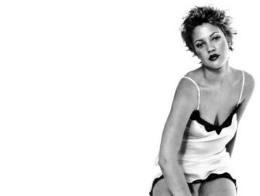 Drew Barrymore retro