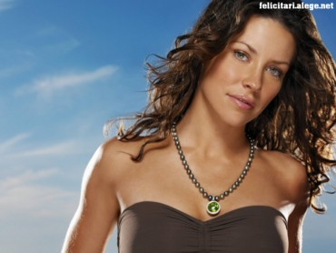 Evangeline Lilly face