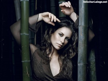 Evangeline Lilly look