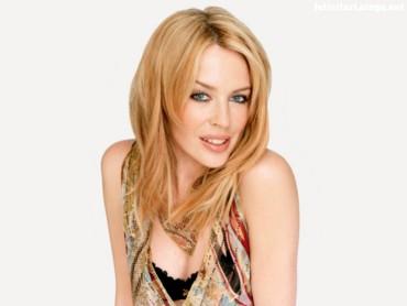 Kylie Minogue white