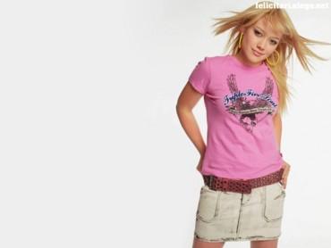 Pink Hilary