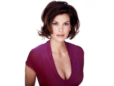 Red Teri Hatcher