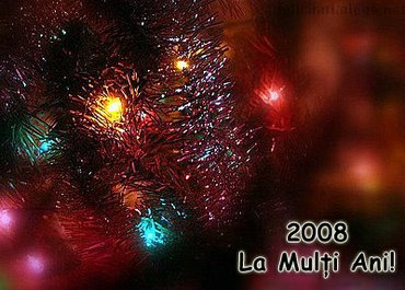 La Multi Ani 2008