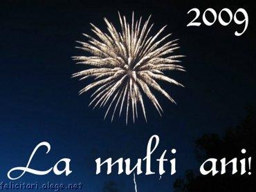 La Multi Ani 2009