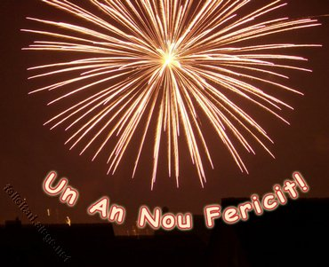 Un An Nou Fericit