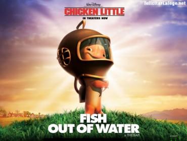 Chicken Little fish