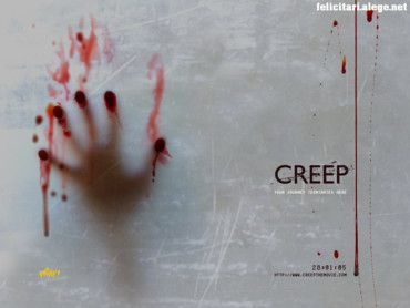 Creep hand blooded
