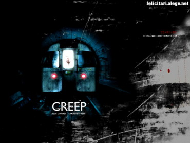 Creep movie subway