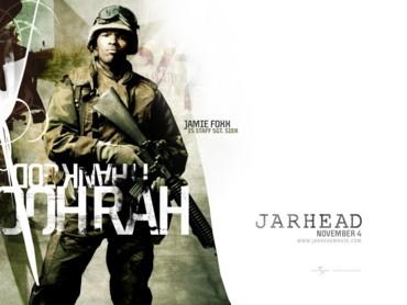Jarhead Jamie Foxx