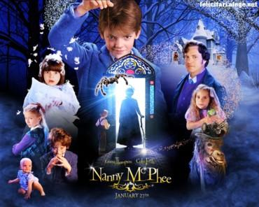Nanny McPhee team