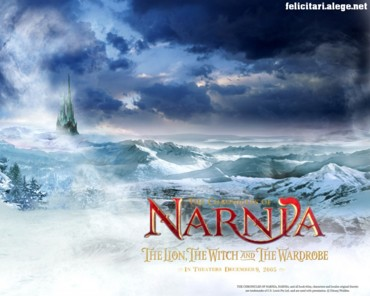 Narnia winter scenery