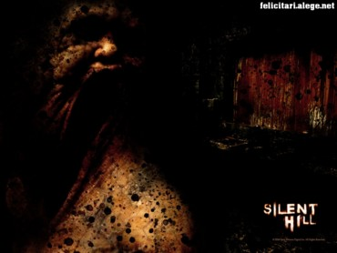 Silent Hill black