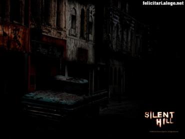 Silent Hill dark